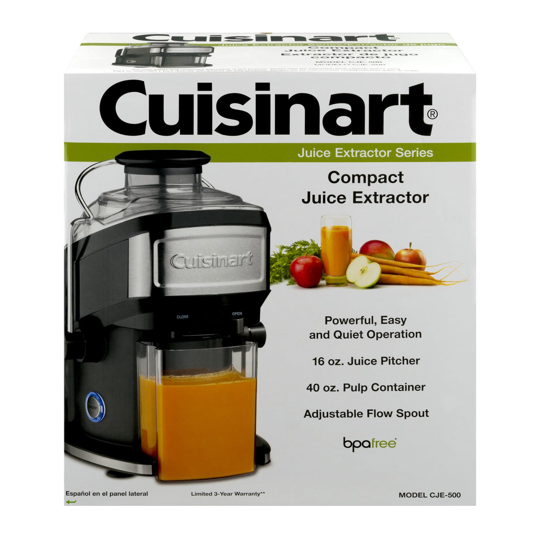 Cuisinart Compact Juice Extractor, 1.0 CT