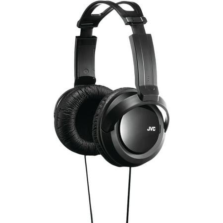 Full Size Multimedia Headphones - JVC HARX330 Full Size Over-Ear Headphones