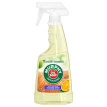 Wood Cleaner: Murphy's Clean & Shine