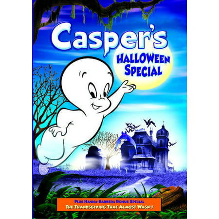 Casper's Halloween Special - Simpsons Halloween Special Part 1