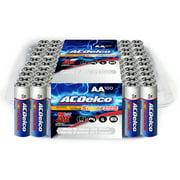 ACDelco Super Alkaline AA Batteries, 100-Count