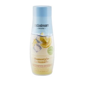 SodaStream Waters Homestyle Lemonade Sparkling Drink Mix, 440ml (Sparkling Lemonade Recipe)