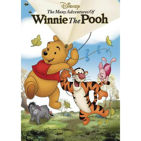 The Many Adventures of Winnie the Pooh (Vudu Digital Video on