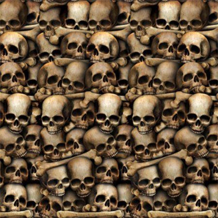 pack of 6 insta theme catacombs halloween wall backdrop party decorations 4 x 30