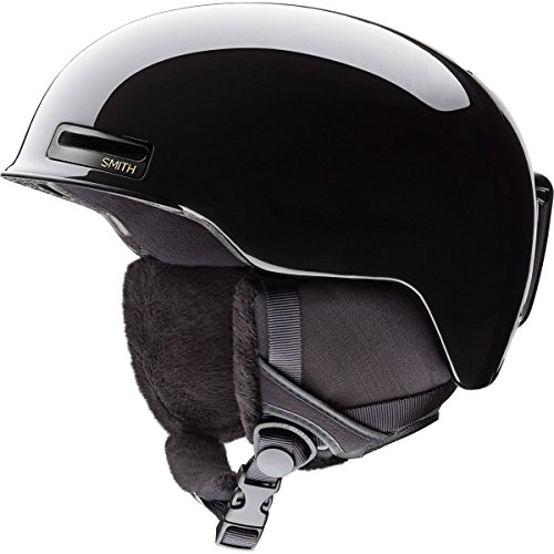 Smith Optics Womens Adult Allure Snow Sports Helmet Black Pearl Small (51-55CM) by Smith