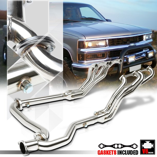 Pace Setter 82 1176 Off Road Y Pipe 1999 07 Chevy Silverado 1500