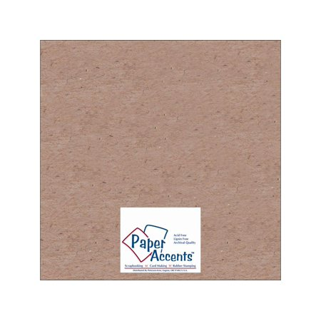 Chipboard 12x12 20pt Natural (12x12 Inch Paper 2 Sheets)