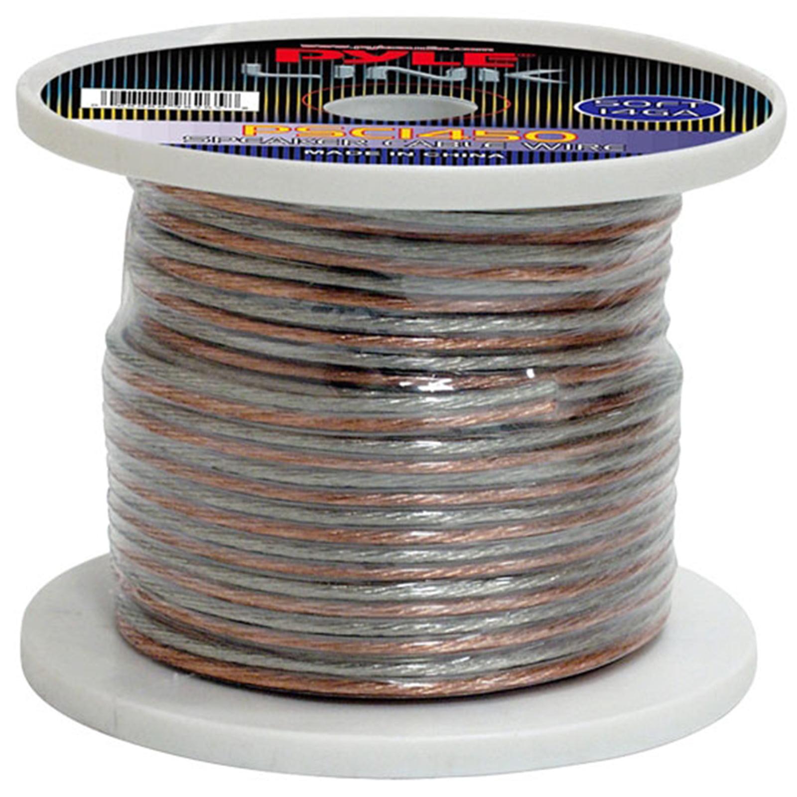 14 Gauge 50 ft. Spool of High Quality Speaker Zip Wire