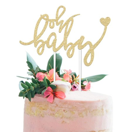 Baby Shower Cake Topper -