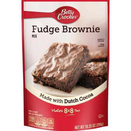 Kosher Brownie - Betty Crocker Fudge Brownie Mix, 10.25 oz