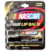 Nascar Turbo Lip Balm Nitro Lemon - 1 pc,(Nascar) - Nascar Tips