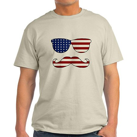 e18492ee29 CafePress - ^^cafepress Big Men's Patriotic Funny Fa - Walmart.com