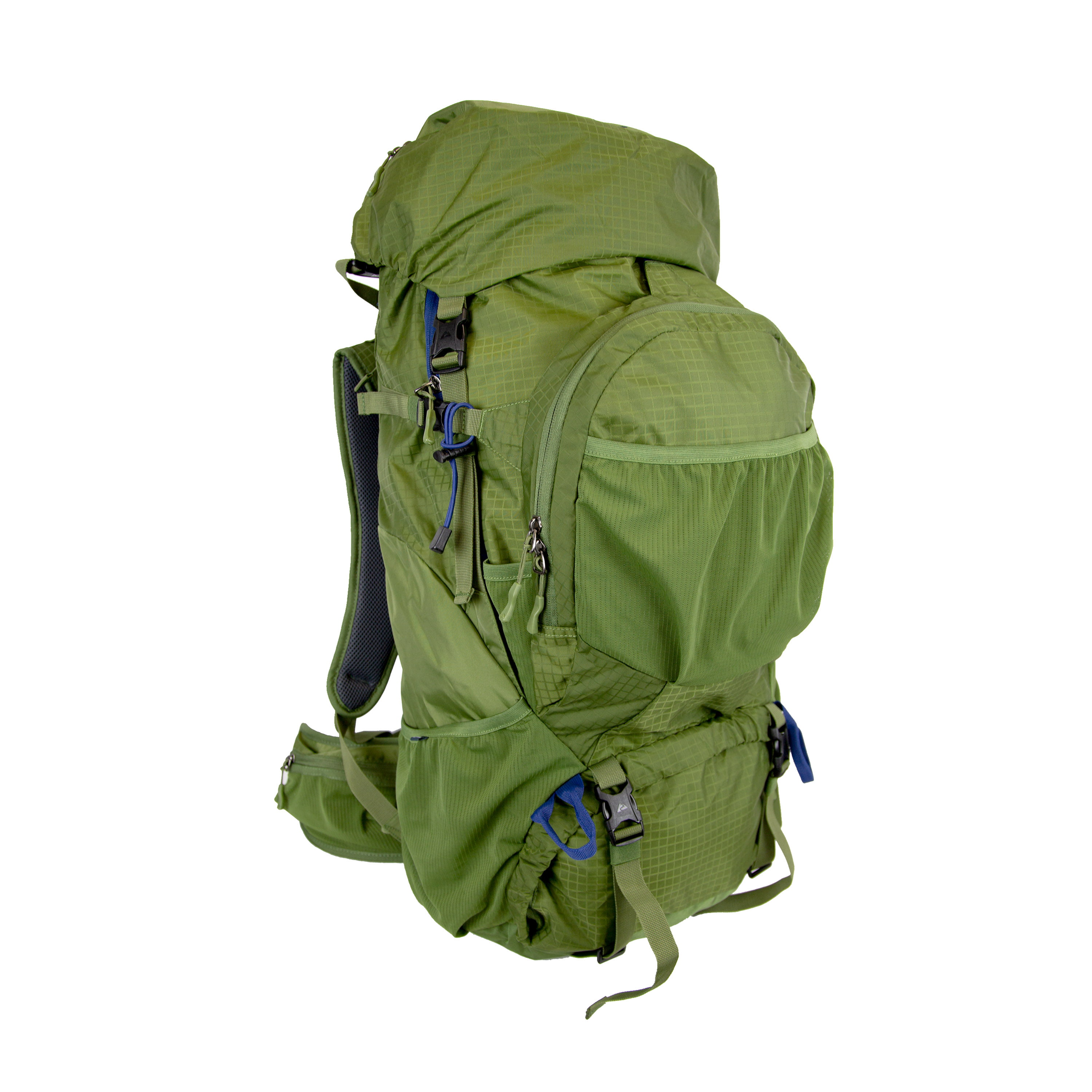 55a7fa80704c Ozark Trail Himont 75L Extended Multi-Day Backpack - Walmart.com