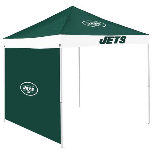 Logo Brands Economy 9 Ft. W x 9 Ft. D Steel Pop-Up Canopy