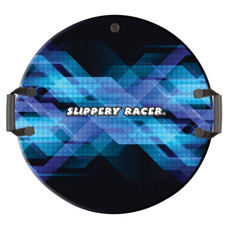 Foam Sled - Slippery Racer Downhill Zeus Foam Saucer Sled