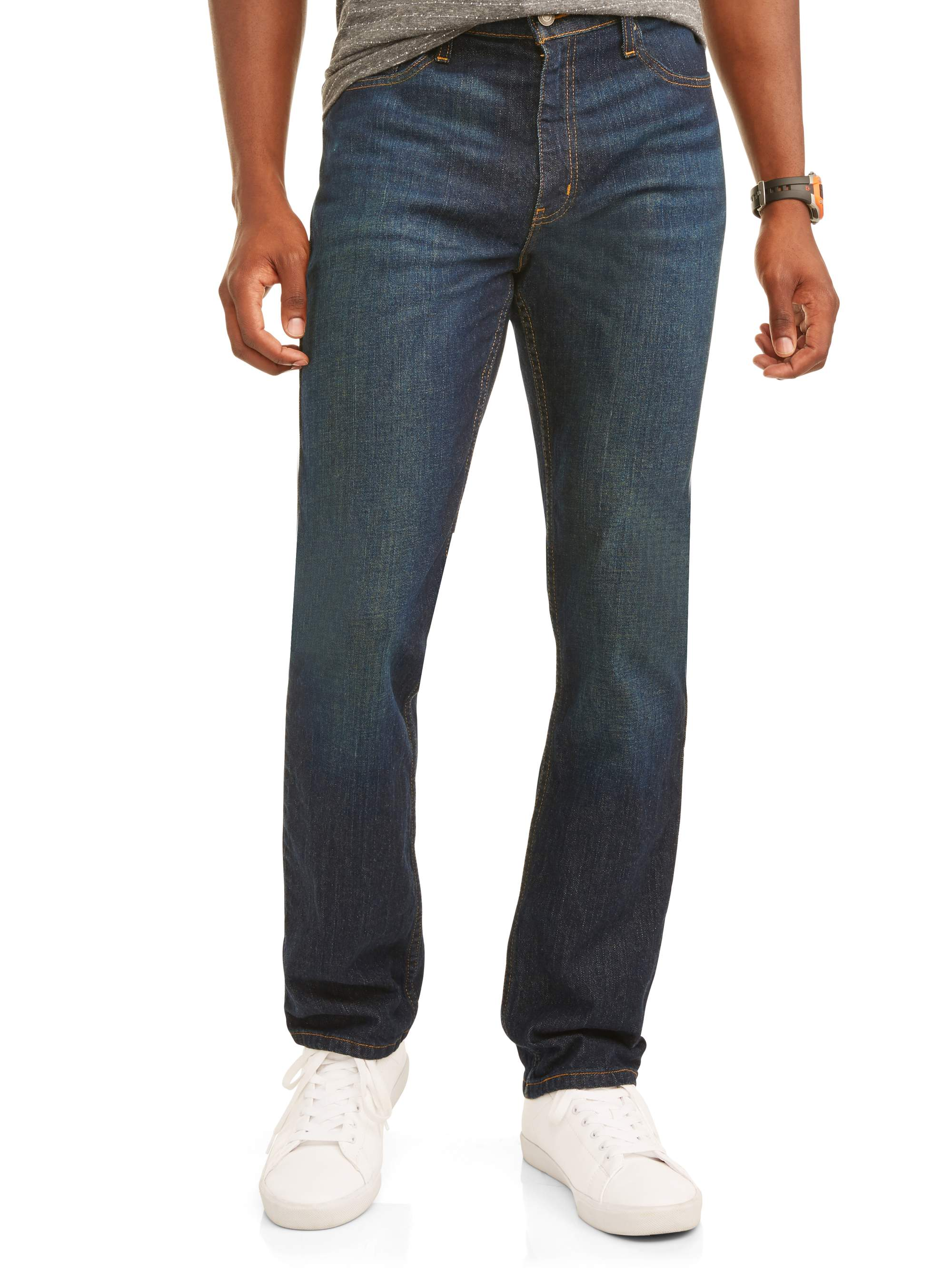 Men's Straight Fit Jean
