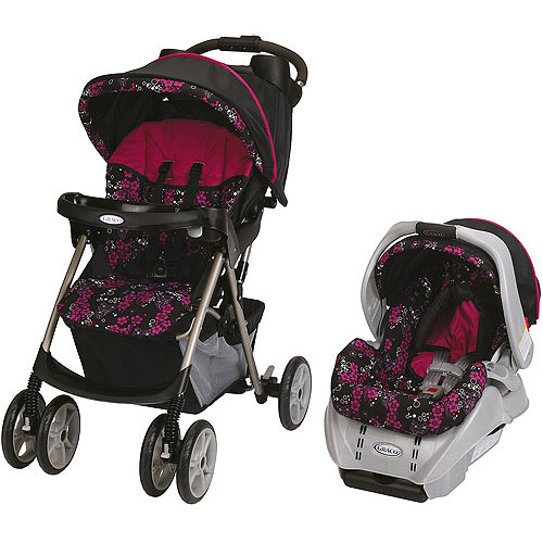 Graco Spree Travel System, Ariel