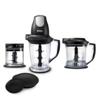 Ninja Master Prep Professional Blender, Chopper, Ice Crusher and Food (QB1004)
