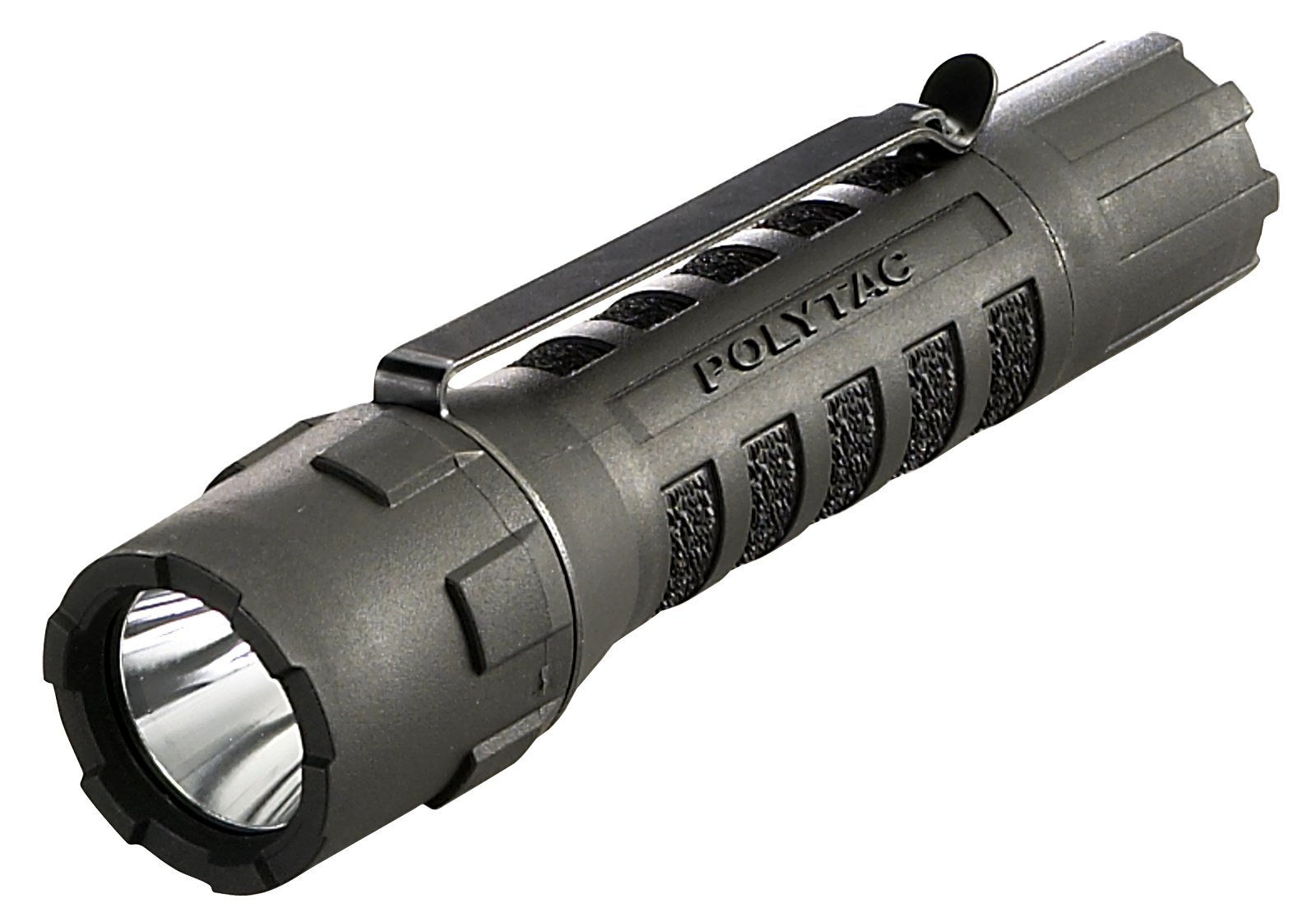 Streamlight PolyTac All Purpose, Sure Grip LED Flashlight by Streamlight