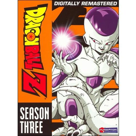 Dragonball Z  Season Three  Japanese