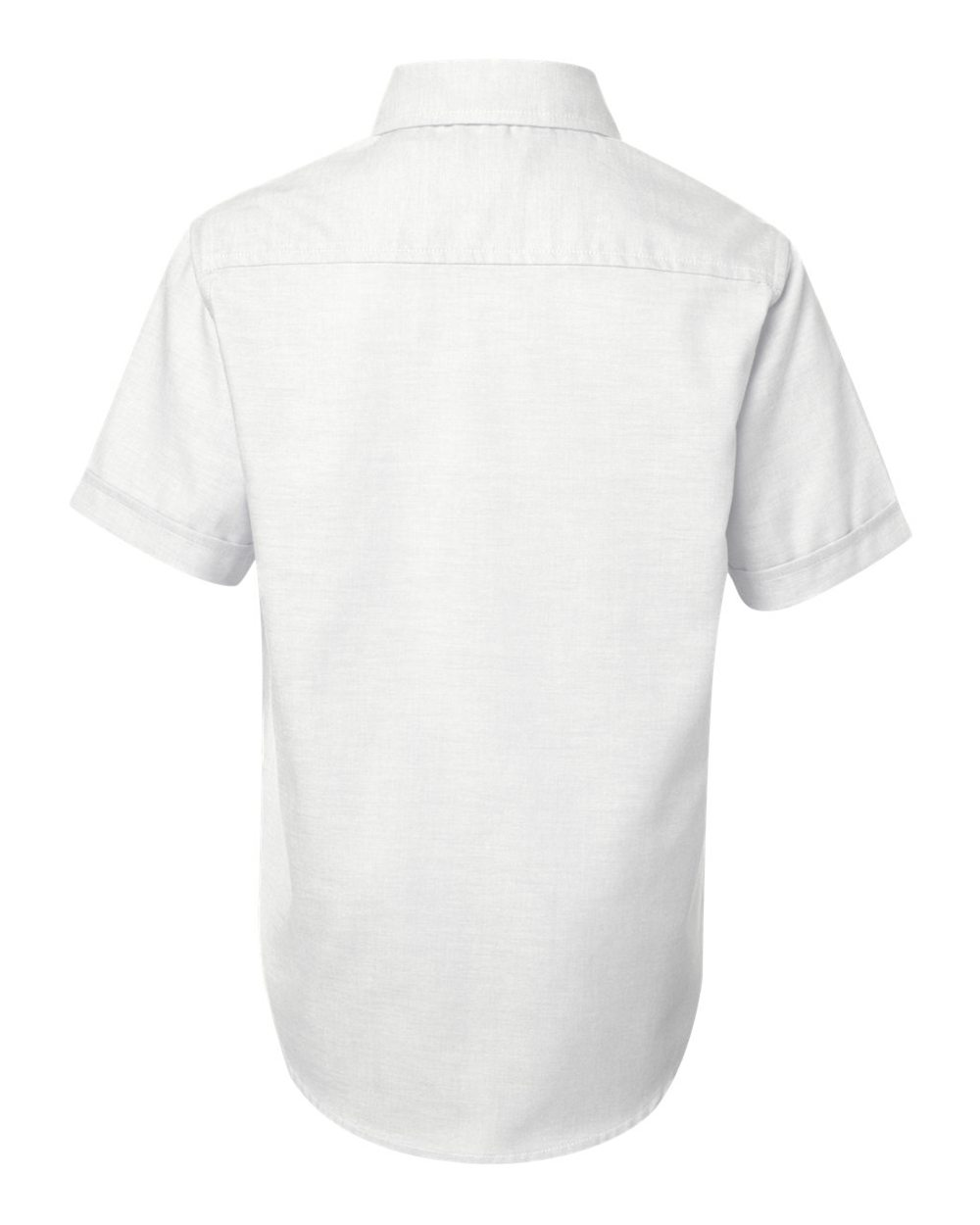 French Toast French Toast E9003 Boys Short Sleeve Oxford Shirt
