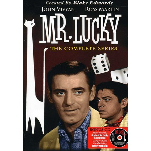 Mr. Lucky: The Complete Series (With CD)
