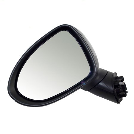 Drivers Power Side View Mirror Heated Ready-to-Paint Replacement for Kia 876101W140