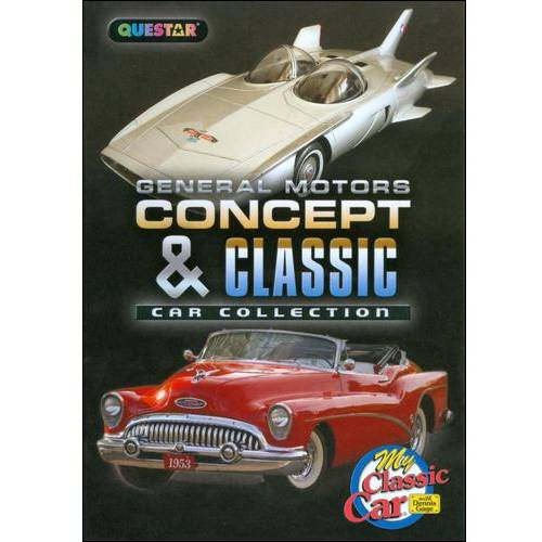 My Classic Car: General Motors Concept / Classic Car Collection