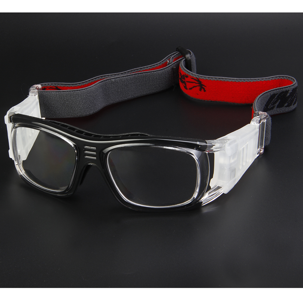 IMage Sports Glasses Protective Goggles for Basketball Football Ice Hockey Rugby Baseball by
