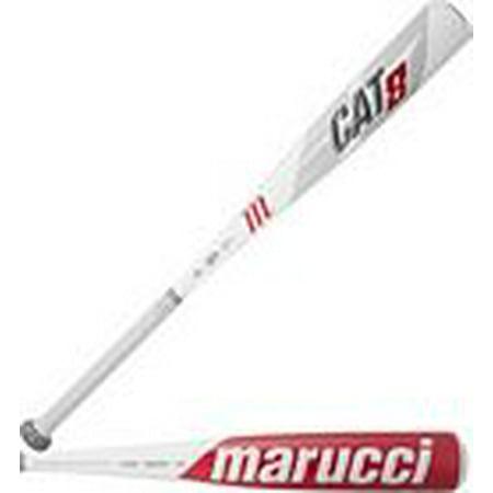 Marucci CAT 8 USSSA Youth Big Barrel, with Bat Grip Bundle Baseball Bat,  28