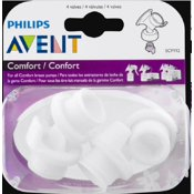 Philips Avent Comfort Breast Pump Valves 4 Ct Walmart Com
