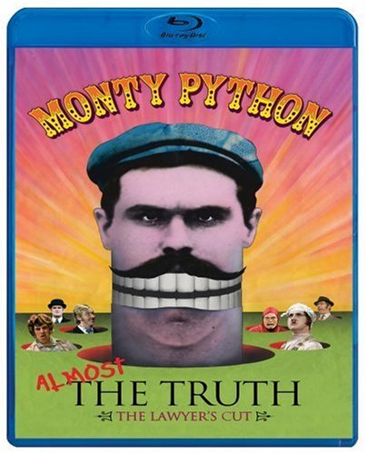 Monty Python: Almost The Truth (Blu-ray) by EAGLE ROCK ENTERTAINMENT