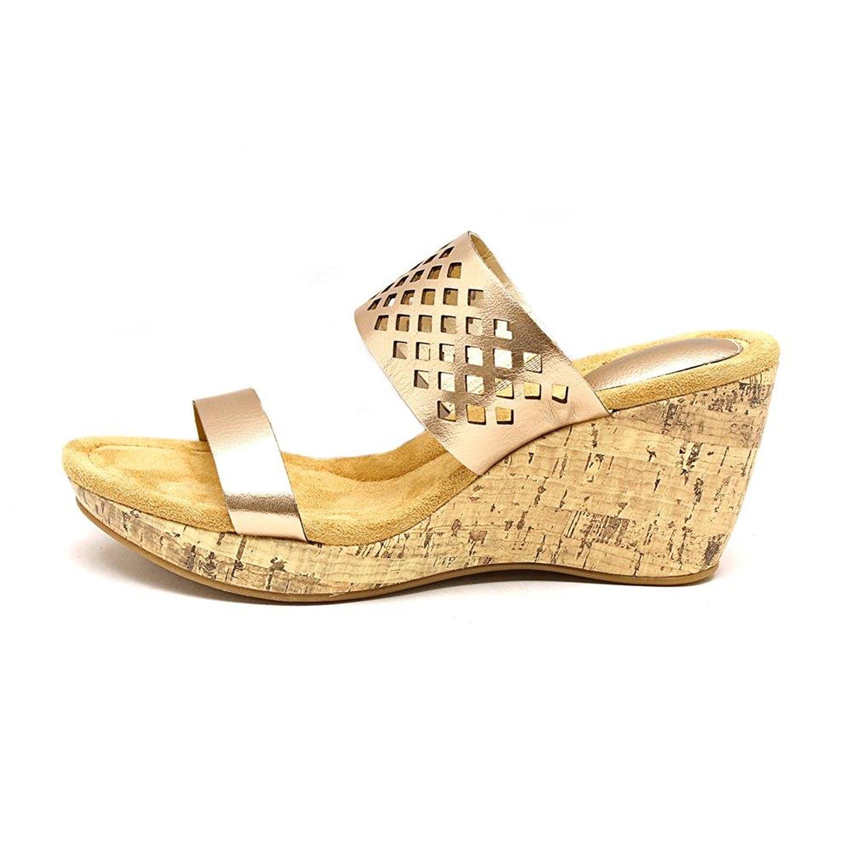 Giani Bernini Women's Pryia Platform Wedge Sandals