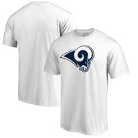 15b201e2a Product Image Los Angeles Rams NFL Pro Line by Fanatics Branded Primary Logo  Big   Tall T-