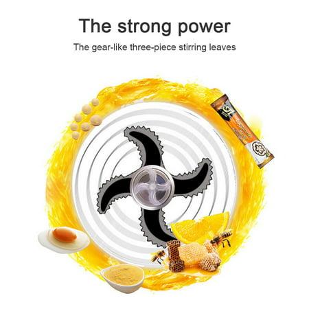 Automatic Coffee Stirring Mug Electric Milkshake Cup Grain Powder Mixing Cup Shaker - image 2 de 9
