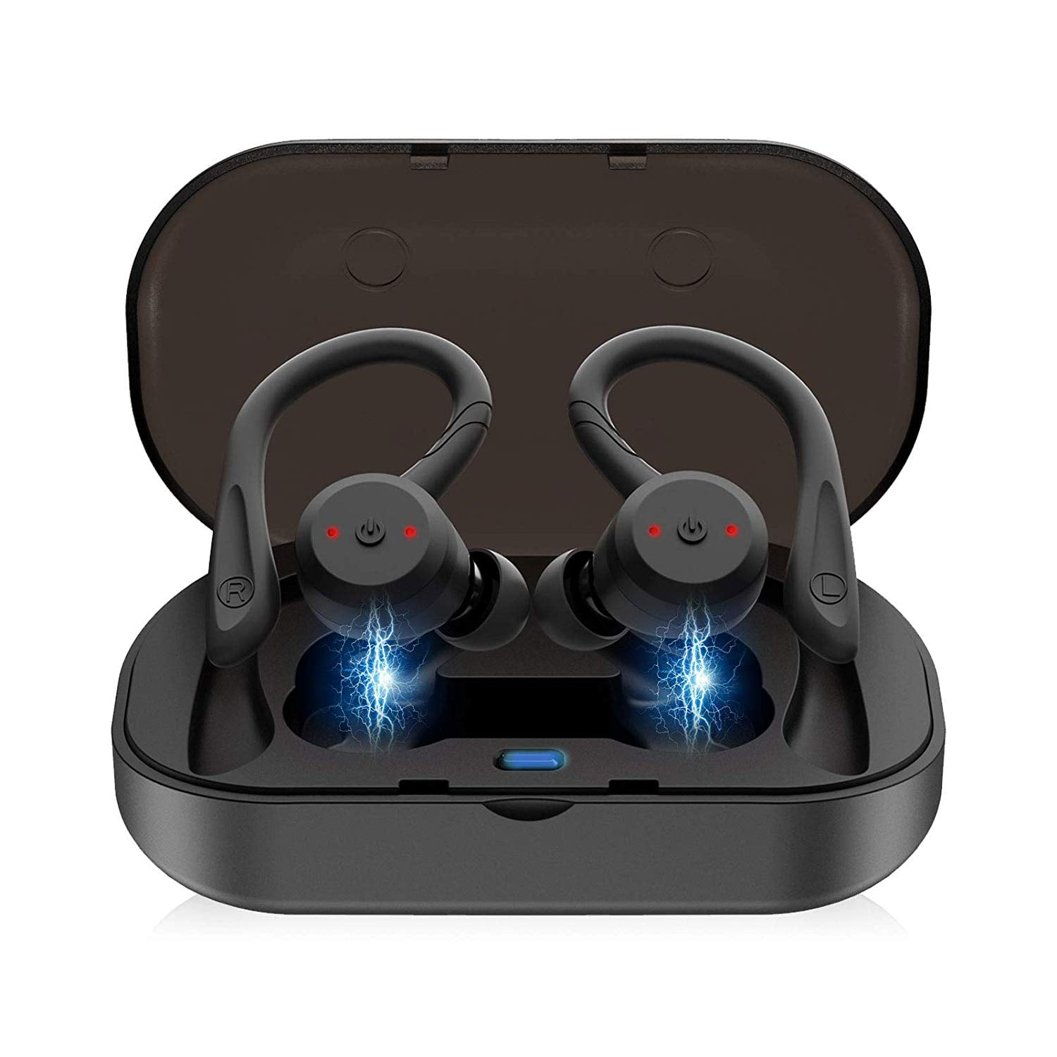 EEEKit True Wireless Earbuds, Bluetooth 5.0 in-Ear Earbuds ...