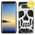 For Samsung Galaxy Note 8 Skullcap Hybrid Shockproof Shell Protector Cover Case