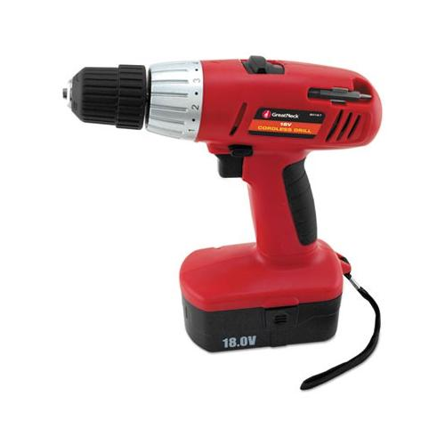 18 Volt 2 Speed Cordless Drill GNS80167