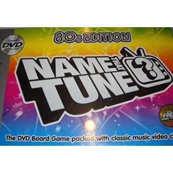 Name That Tune DVD Board Game - 80s Edition by Imagination (80s Metal 2nd Edition)
