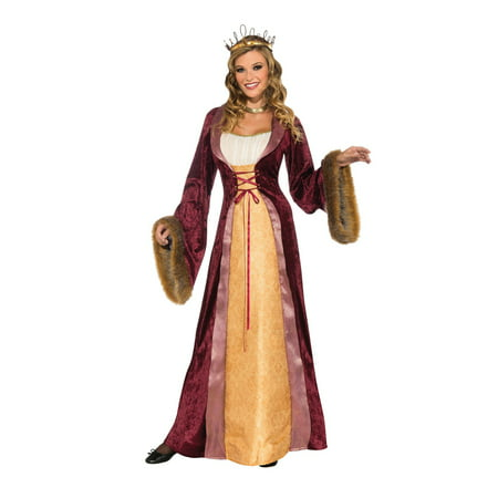 Womens Milady Of The Castle Halloween Costume