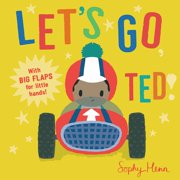 Lets Go Ted (Board Book)
