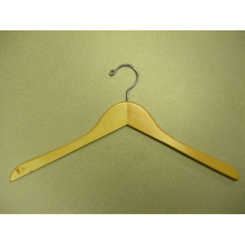 Proman Products Genesis Flat Coat Hangers (Set of 50)