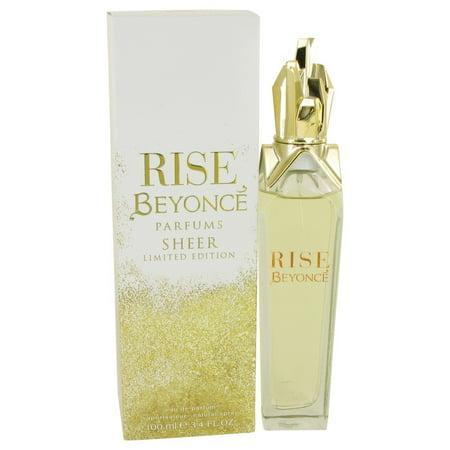 Beyonce Eau De Parfum Spray 3 4 Oz