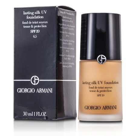 Giorgio Armani - Lasting Silk UV Foundation SPF 20 - # 6.5 Tawny