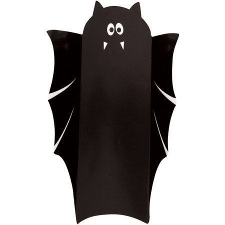 Bat Halloween Candy Wrappers, 8-Count