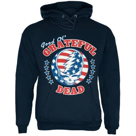 Grateful Dead Hoodie (Grateful Dead - Good Ol' Adult Pullover)