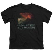 The Lord of the Rings Walk In Mordor Big Boys Shirt