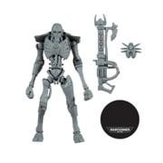 """Warhammer 40000 7"""" Action Figure Necron Artist Proof"""