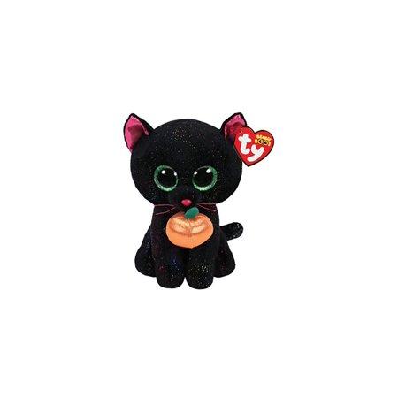 Ty Beanie Boos - Potion Black Cat](Beanie Boos Halloween Cat)