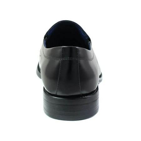 Stacy Adams 25150-001-100M Men's Jace Black Slip-On, 10M Size - image 1 of 4